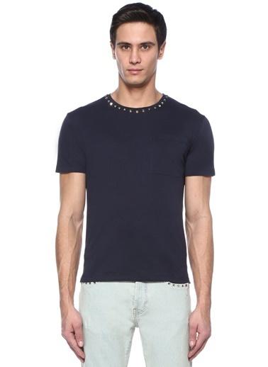 Valentino Tişört Lacivert